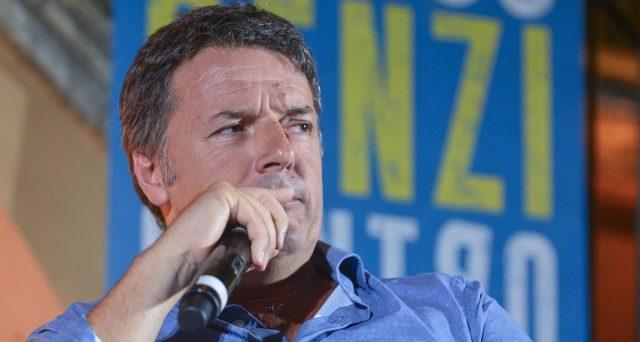Reddito di cittadinanza, le parole di Renzi infiammano il web
