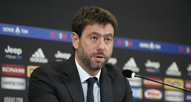Era Agnelli finita alla Juventus?