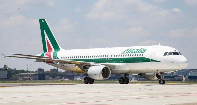 Marchio Alitalia in vendita