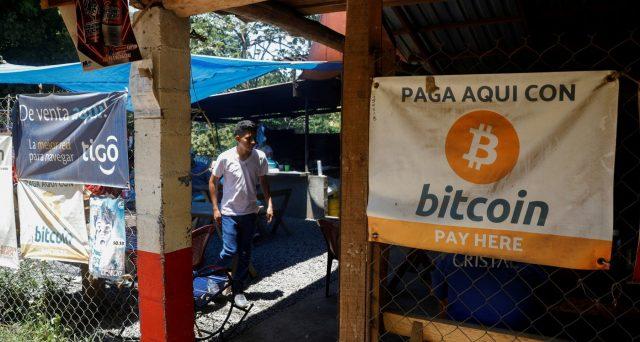 Bitcoin valuta legale in El Salvador