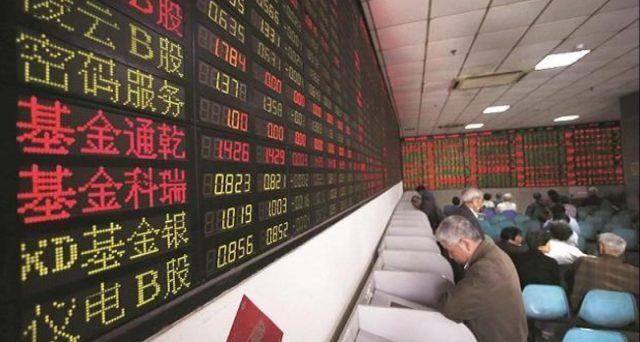 Terza borsa cinese a Pechino