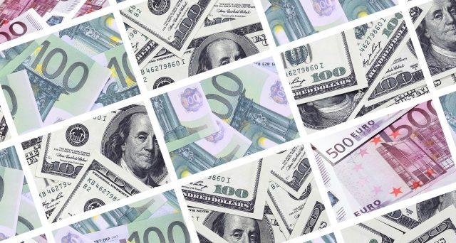 Cambio euro-dollaro, previsioni