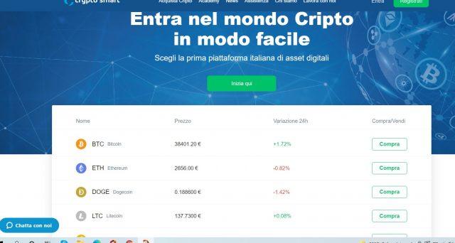 Come funziona Crypto Smart