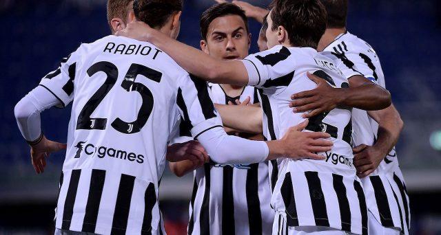 Giocatori della Juventus avvertiti