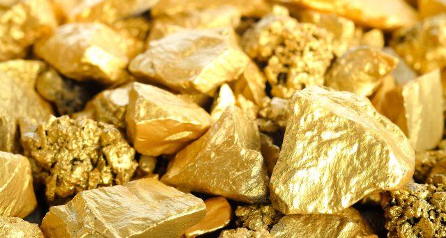 Prezzo dell'oro in calo a settembre