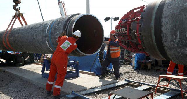 La guerra del gas in Europa