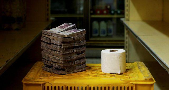 Iperinflazione in Venezuela, altri sei zeri in meno sulle banconote
