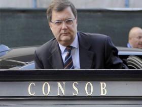 Giuseppe Vegas, presidente Consob