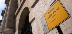 Borsa Milano chiusura