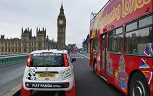 Fiat a Londra