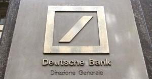 Deutsche Bank, scoppia scandalo manipolazione tassi