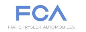 nuovo logo Fiat Chrysler