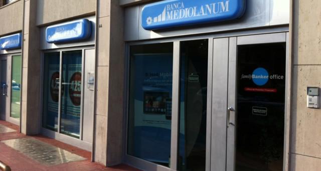 Scattano le vendite su Banca Mediolanum dopo la presentazione della trimestrale