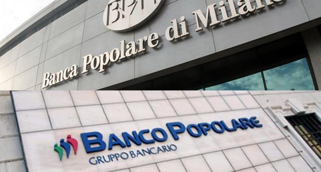 Fusione Banco Popolare Bpm Titoli In Verde Fiducia Verso Piano