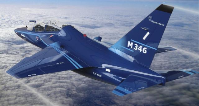 Si chiamerà Aermacchi M-346FT - Fighter Trainer - il nuovo velivolo di LeonardoFinmeccanica