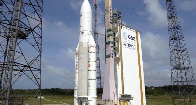Ariane 5 Avio Leonardo