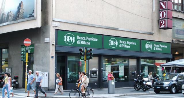 Banca Popolare di Milano in leggera progressione a Piazza Affari ma il titolo fa peggio del Ftse Mib