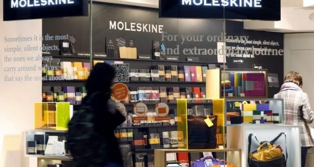 D'Ieteren ha in mano attualmente il 41% di Moleskine