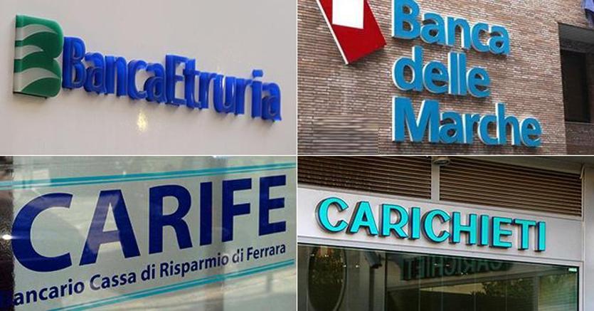 Good banks: UBI Banca compra Banca Etruria, Banca Marche e ...