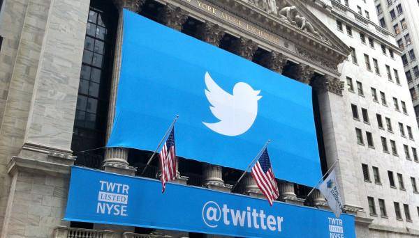 Twitter ha messo a segno nella seduta di ieri un balzo di oltre 3 punti percentuali