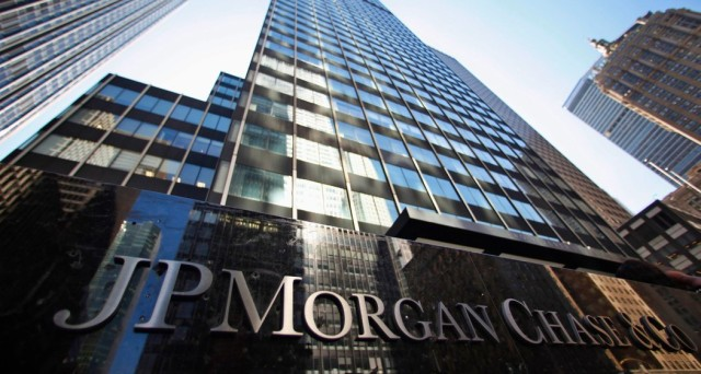 A fine giugno il Common equity Tier 1 di JP Morgan era pari all'11,9%