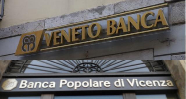 Il fallimento di Veneto Banca e della Banca Popolare di Vicenza avrebbe un costo doppio rispetto al loro salvataggio. Ecco i conti