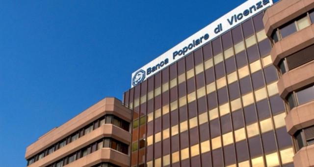 La Banca Popolare di Vicenza chiude il 2016 con una maxi perdita e spera nella fusione con Veneto Banca