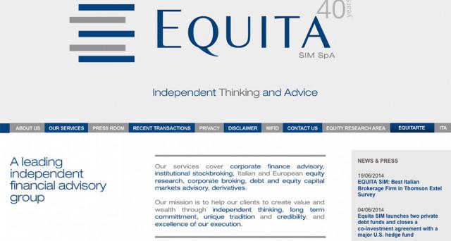 Equita ha chiuso il primo semestre 2017 con un aumento dell'utile del 22%