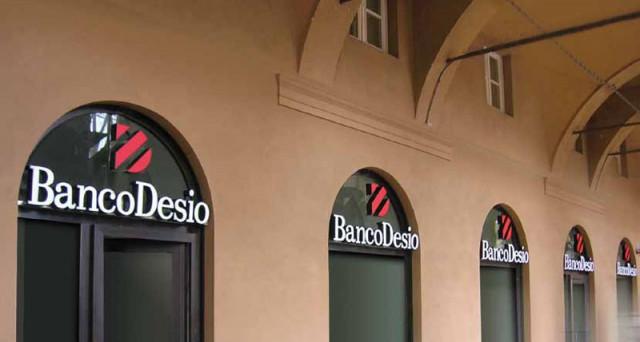 Forte ribasso per Banco Desio nella penultima seduta della settimana