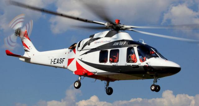 Elicottero Renzo Rosso : Leonardo contratto dalla polizia norvegese prosegue
