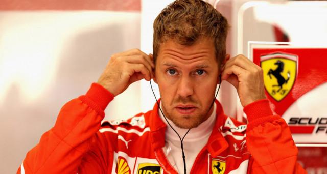Ieri Vettel si è fatto precedere da Hamilton nel Gran Premio del Belgio