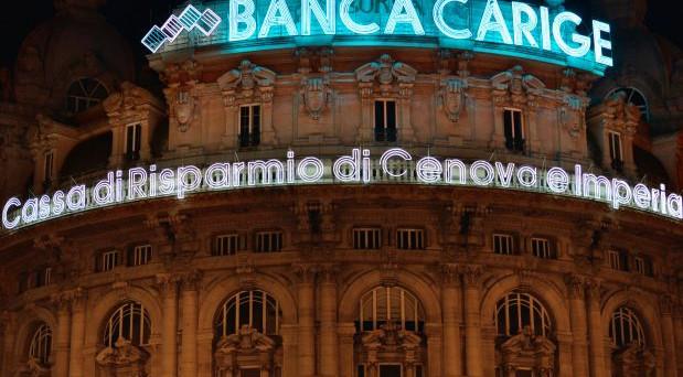 Sottoscritto il 66% del capitale di Banca Carige. In borsa i diritti di opzione. Consorzio di garanzia pronto a intervenire