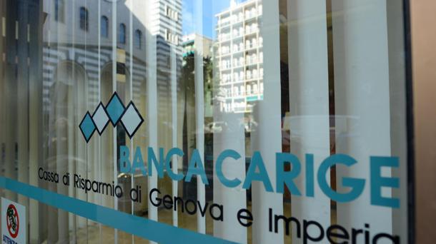 La Malacalza Investimenti è salita al 20,639% di Banca Carige dal precedente 17,588%