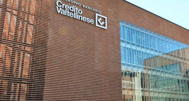 Una raffica di vendite manda a picco il Credito Valtellinese anche nella seduta di oggi