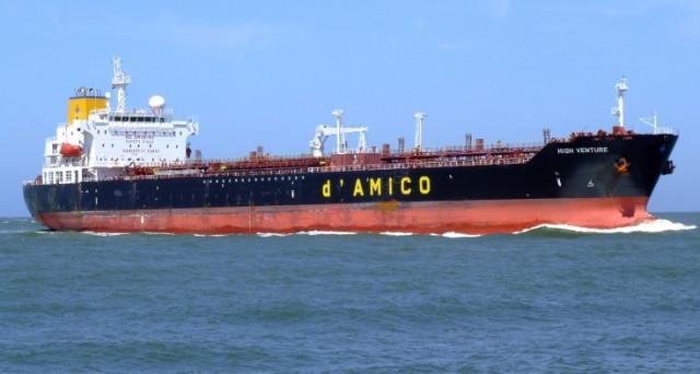 d'Amico Tankers grazie a questa operazione genererà cassa per circa 2,4 milioni