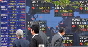Borsa Tokyo, chiusura in lieve ribasso