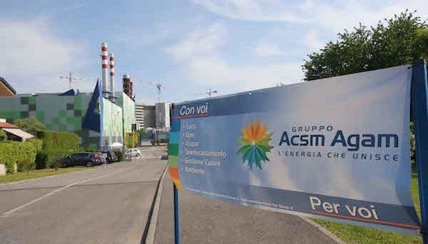 Acsm Agam ha chiuso il 2017 in utile a 10 milioni di euro, che si confronta con un risultato positivo per 10,7 milioni nel 2016