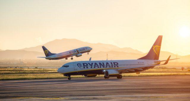 Ryanair a picco sul listino della borsa di Dublino dopo l'aggiornamento delle stime