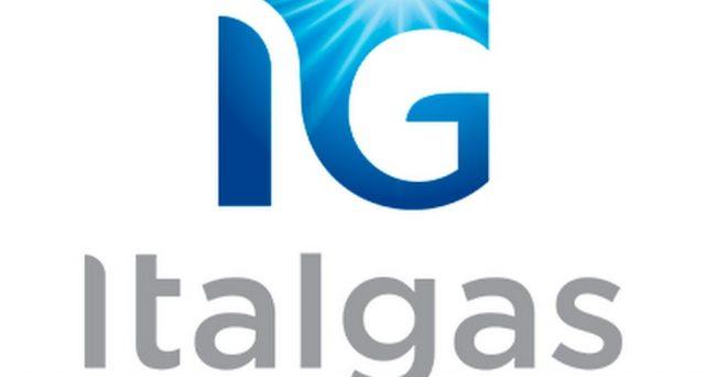 italgas new logo
