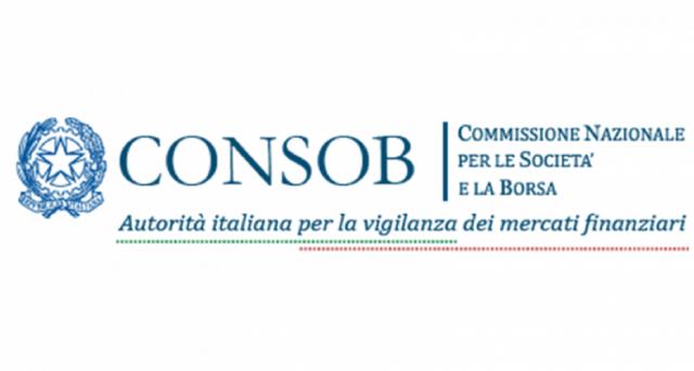 consob logo