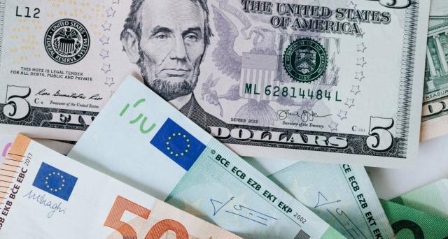 EUR USD Euro Dollaro