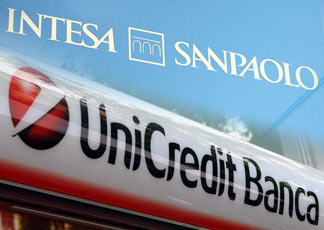 Banche italiane, Intesa e