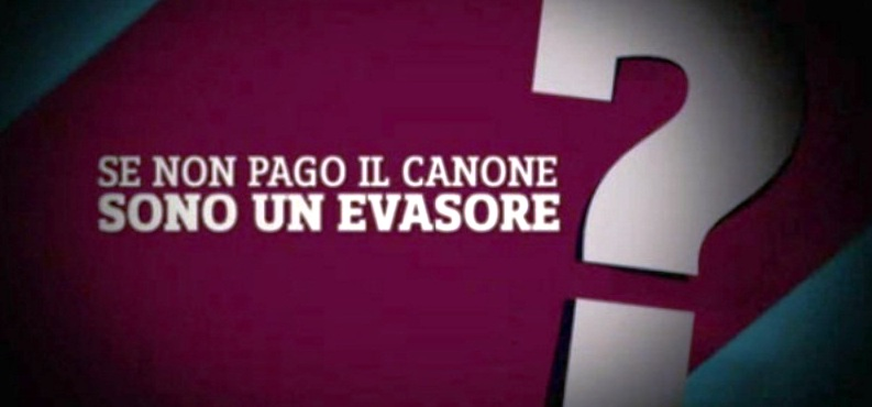 Evasione canone rai si va verso la privatizzazione for Canone tv 2017