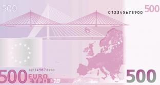 Le banconote da 500 euro vanno a ruba nelle banche: cresce il sospetto della fuga di capitali