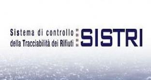 Sospeso il pagamento del contributo Sistri, il sistema di controllo della tracciabilità dei rifiuti, fissato al prossimo 30 novembre