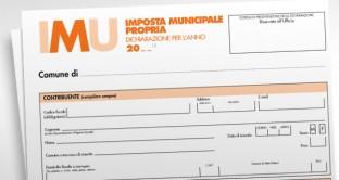 Dichiarazione Imu 2012 da presentarsi in casi precisi: quando l'immobile gode di riduzioni di imposta ovvero quando il comune non ha informazioni necessarie