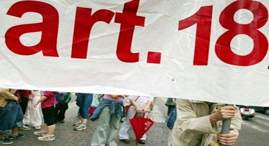 riforma articolo 18