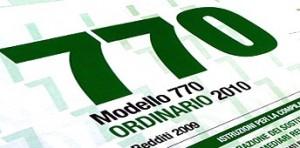 In vista della scadenza del 31 luglio 2013, ecco i modelli 770 ordinario e 770 semplificato con le relative istruzioni per la corretta compilazione