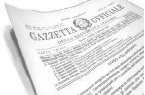 Pubblicato sulla Gazzetta ufficiale il decreto legge che ha cancellato la seconda rata Imu sulla prima casa, terreni agricoli e fabbricati rurali