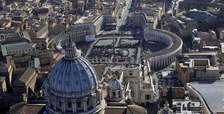 Esenzione dal pagamento Tasi per 25 immobili della Chiesa oggetto dell'accordo contenuto nei Patti Lateranensi